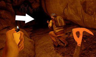 【DE JuN】野人模擬器-被玩得很搞笑的恐怖遊戲
