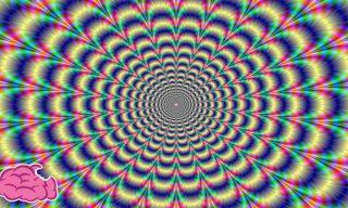 【腦補給】五個強大的視幻覺影片 第2個也太暈
