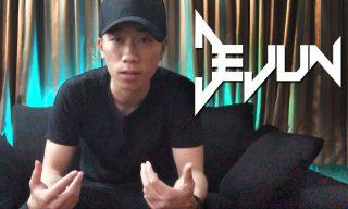 【DE JuN】在當Youtuber前,DE JuN的日常?!
