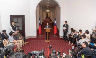 【FB熱門事件】蔡總統對於近日ABS與吳寶春議題的聲明