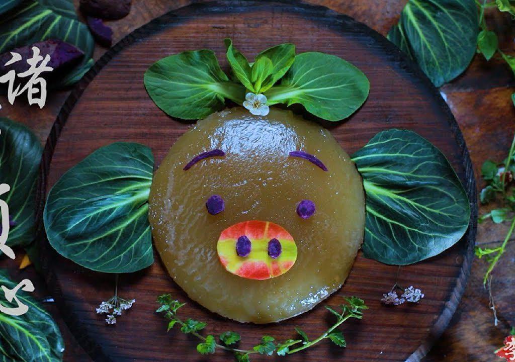 【李子柒】從摘菜到烹飪「一桌團圓菜,家家慶豐年」