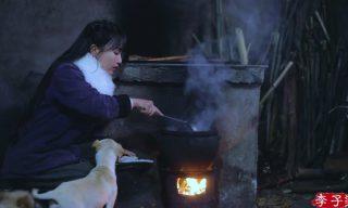 【李子柒】天冷來碗酸蘿蔔老鴨湯 厚醇酸味讓人愛不釋手