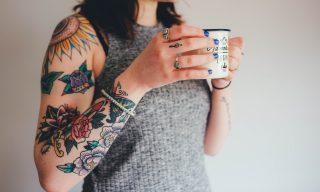 【Facebook熱門事件】如果是你 可以接受男友有這種刺青嗎?