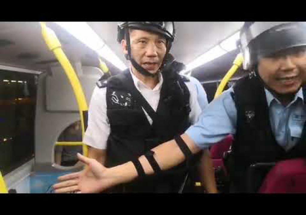 【SocREC 社會記錄頻道 @ Tham】記者實際到場直播 九龍灣地鐵站衝突全記錄