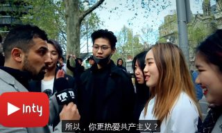 【Inty Media】澳洲記者訪問中國留學生 影片曝光引網怒