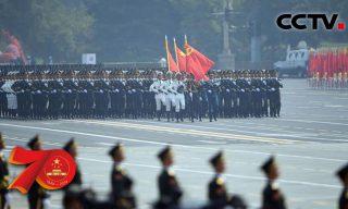 【CCTV中國中央電視台】中共建國70週年 迎來最大規模閱兵式與遊行
