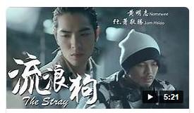 ▲ 【流浪狗 The Stray】歌曲(截自Namewee)