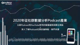 下載報告 podcast 社群趨勢分析