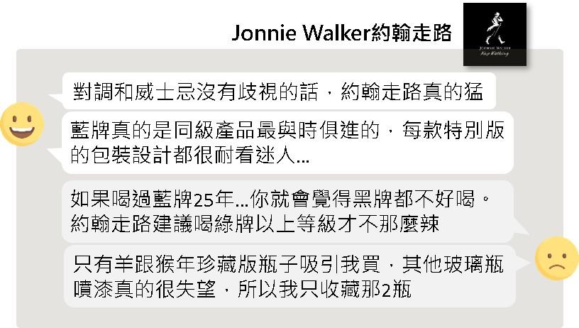 Jonnie Walker約翰走路