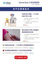 Social Scan 週報_熱門調查局