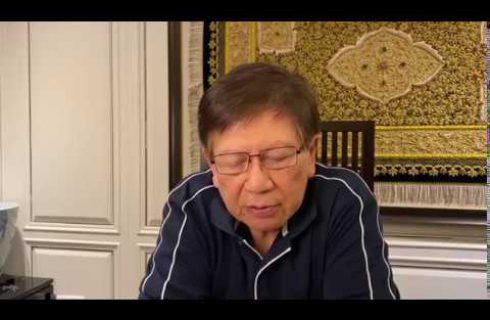 【memehongkong】蕭若元疼惜中大受傷學生 含淚呼籲港人思考香港未來