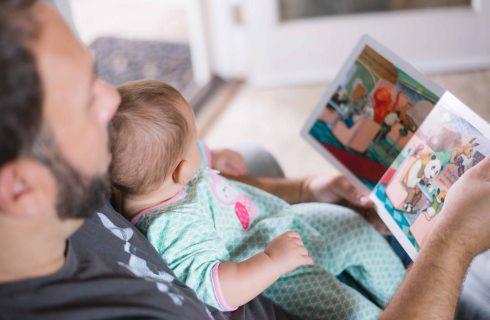 現代爸爸的必修課-台灣男性育兒行為分析