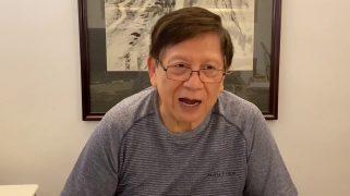 【memehongkong】港資深媒體人蕭若元擔憂情勢 發表「對藍絲最後的勸告」