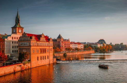 【熱門新聞】布拉格與北京取消姐妹市 更於FB發維尼圖嗆聲